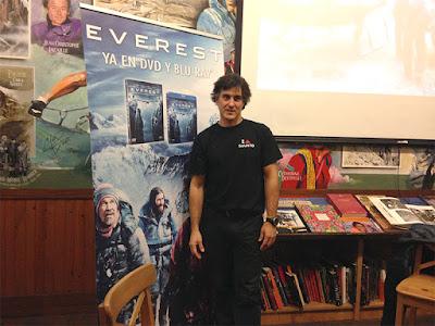 Evento por el lanzamiento en DVD y Blu-Ray de 'Everest'