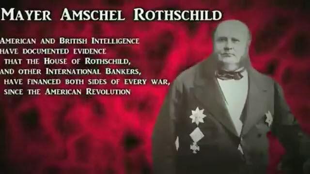«La guerre c'est la paix, elle nous enrichit et accroît notre sécurité»… Rothschilds_Financed_All_Wars