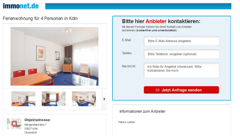 Wohnung Hamburg Ebay