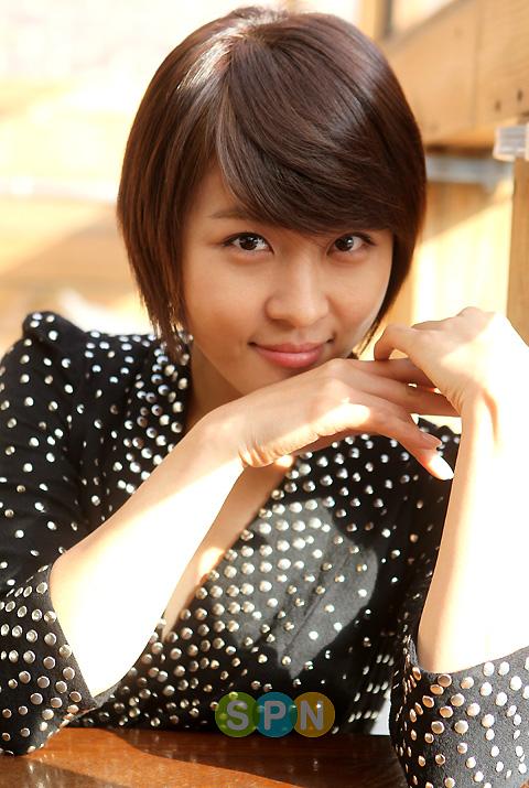 Gaya rambut wanita korea 2012