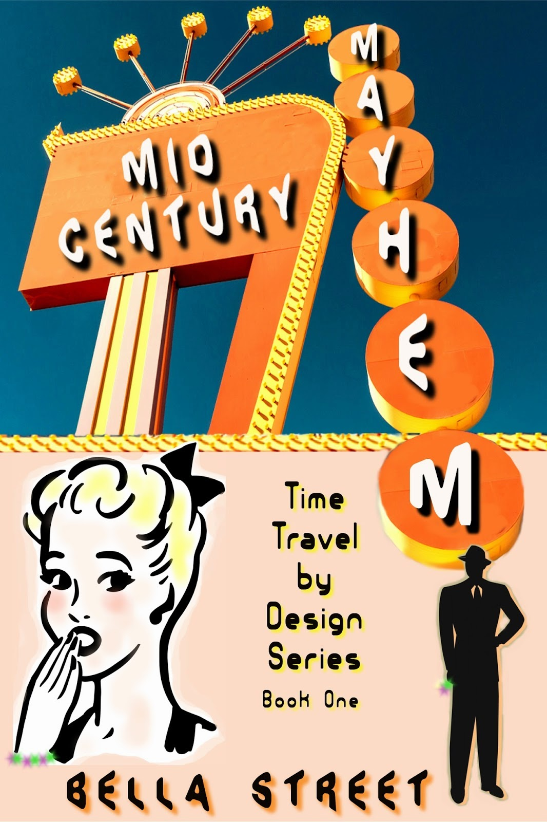 Time Travel By Designs, Book 1