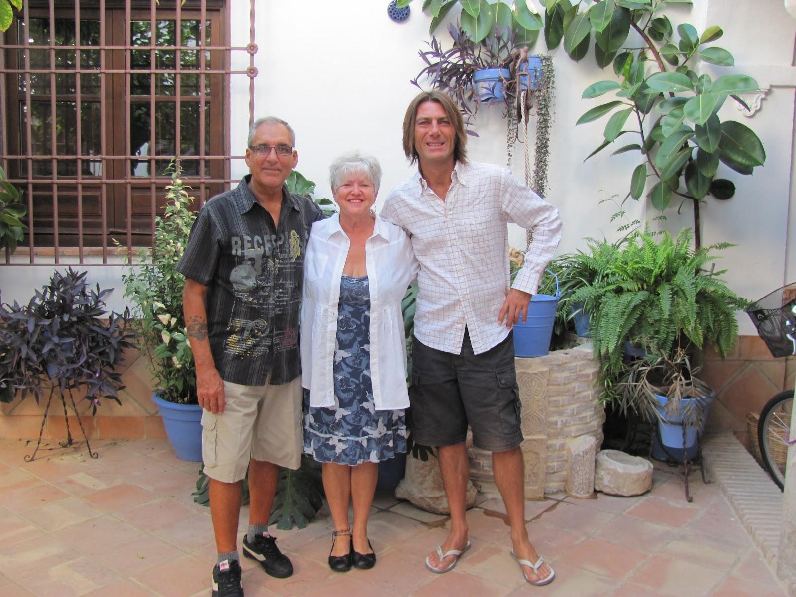 Europe 2012 cordoba notre nid for Auberge jardin champetre magog
