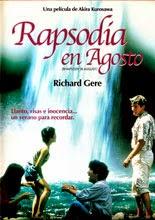 Rapsodia en agosto (Rhapsody in August), de Akira Korusawa
