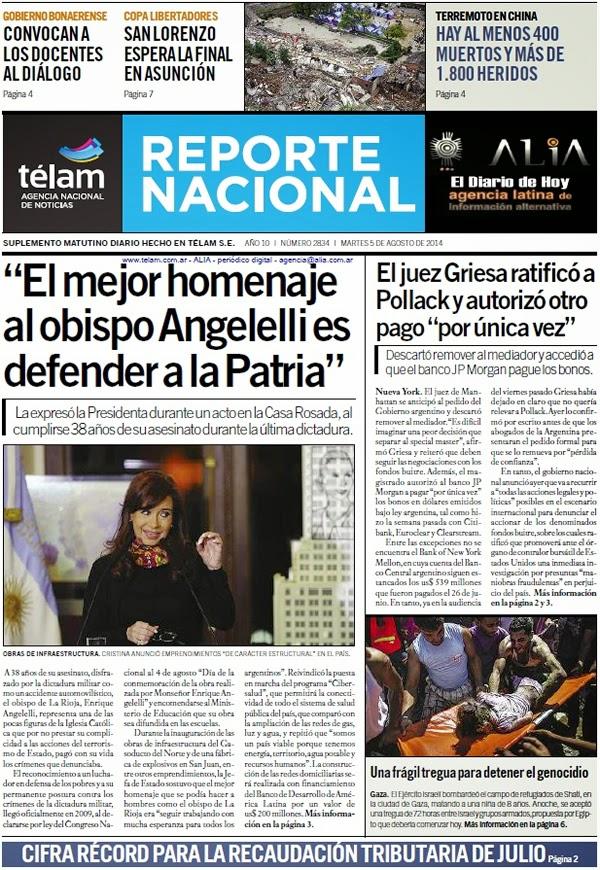 EL DIARIO DE HOY 05-08