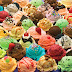 Colorful sweets and treat...!