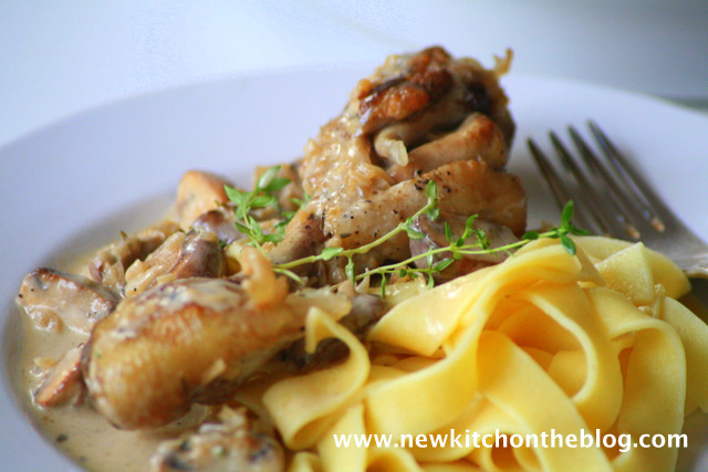 new kitch on the blog ein genuss poulet au riesling. Black Bedroom Furniture Sets. Home Design Ideas