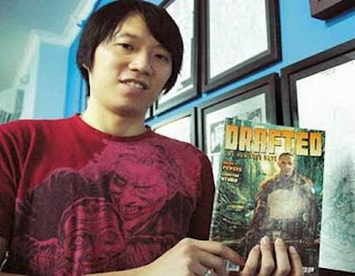 Biodata Lengkap dan Foto Chris Lie Sang Kreator Komik GI Joe, Transformers,Spiderman, Iron Man Asal Indonesia