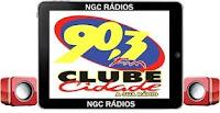 ouvir a Rádio Clube Cidade FM 93,7 Ji-Paraná RO