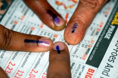 New voter in Madhya Pradesh