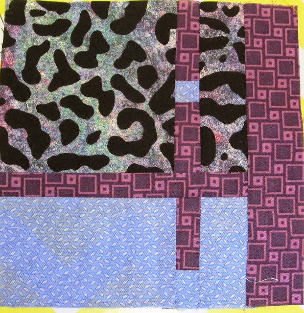 Tula Pink's City Sampler Block 34