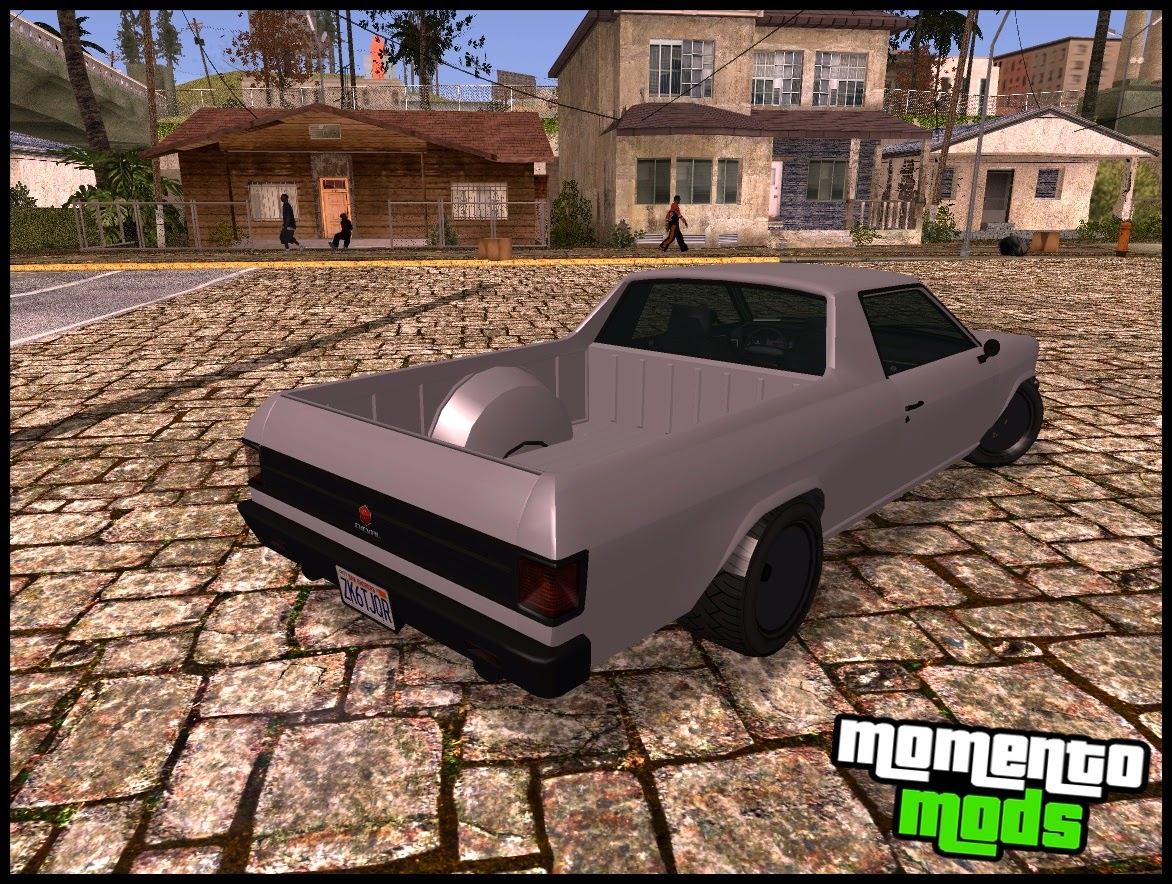 GTA SA - Picador Do GTA V
