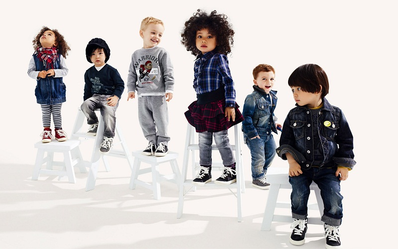 Enjoy because we prepared for you one more collection with 30 fashionable kids.