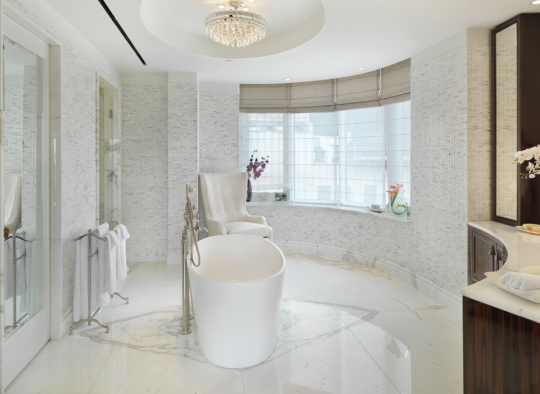 Luxury Life Design Beautiful Penthouse In New York