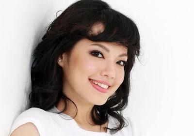 Gambar wanita Tercantik Indonesia Magdalena