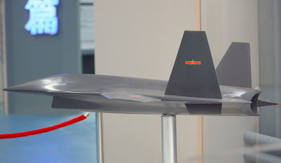 Chinese Dark Sword Stealth Drone