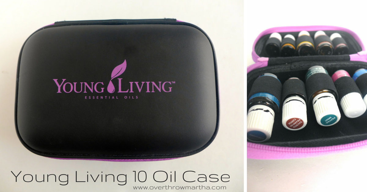 Essential oil carrying case for 10 oils #yleo