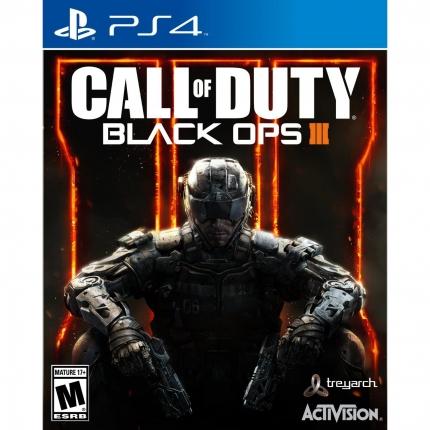 سعر لعبة Call of Duty: Black OPS III فى عروض مكتبة جرير اليوم