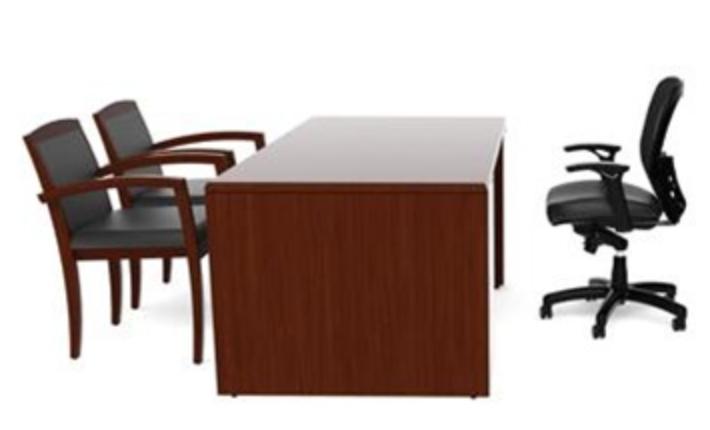 Cherryman Ruby Desk