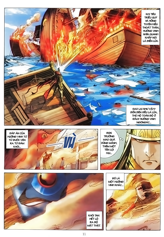 Tân Tác Như Lai Thần Chưởng chap 8 - Trang 2