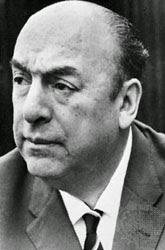 el gran poeta Pablo Neruda