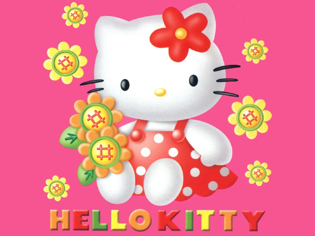 Popular Wallpaper Hello Kitty Hot Pink - Hello-kitty-wallpaper-15  Snapshot_829150.jpg