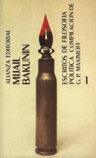 Mijail Bakunin. Escritos de filosofía política (epub & pdf)