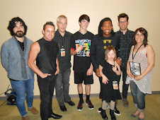 Chloe meets the NEWSBOYS!