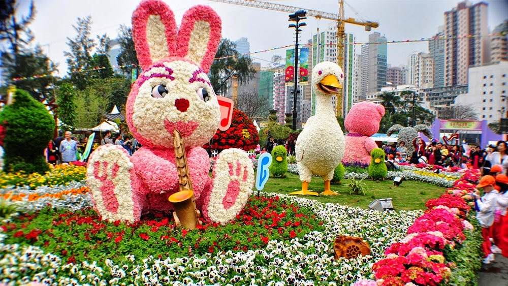 Hong Kong Flower Show 2015