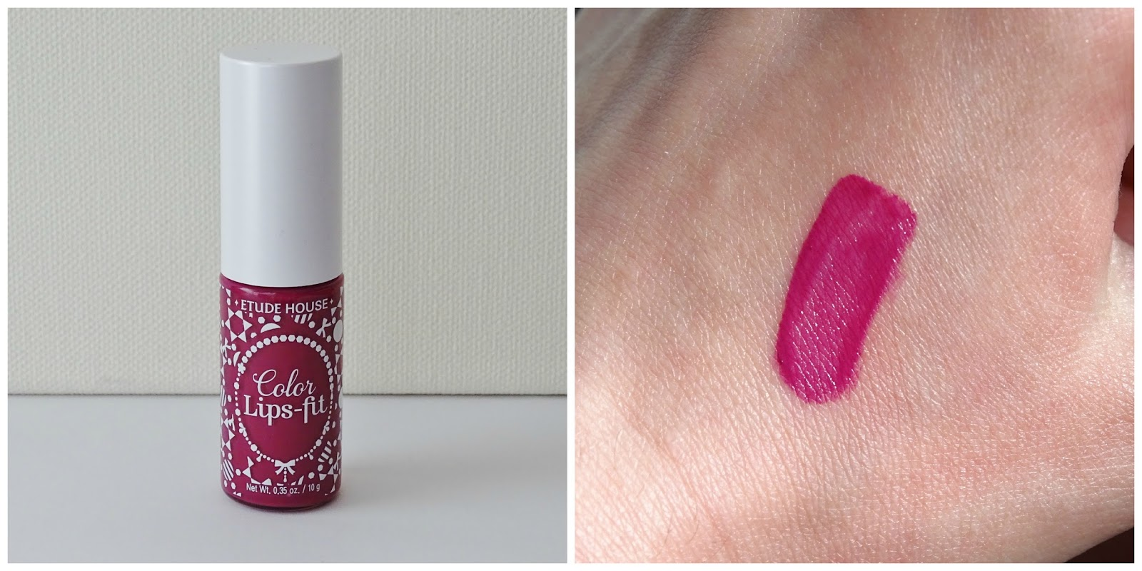 So Polished Ireland: Korean Lip Tints Review