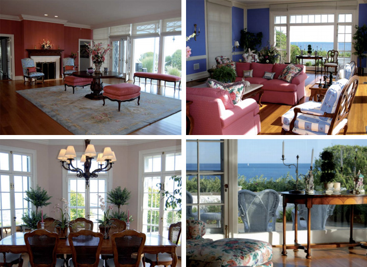 Taylor Swift Rhode Island House Location