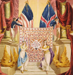 REPRODUCTION QUILTS CIRCA 1812