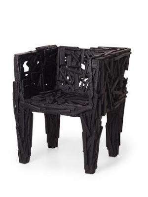 Chair by Maarten Baas