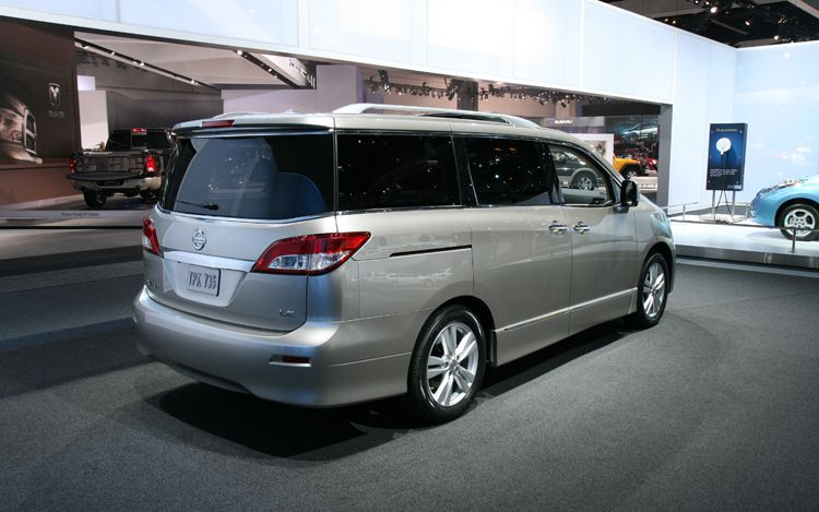 cars model 2012 2011 nissan quest. Black Bedroom Furniture Sets. Home Design Ideas