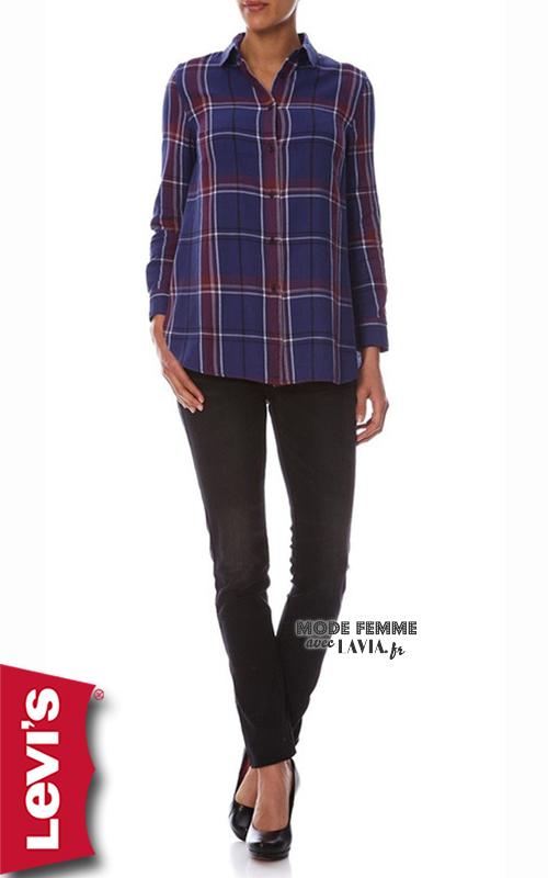 Chemise à carreaux LEVI'S