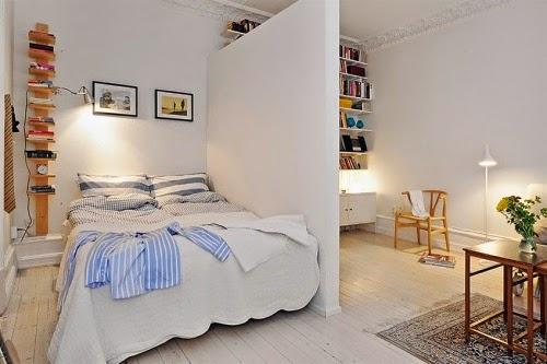 Decotips] Cómo dividir ambientes en un dormitorio abierto – Virlova ...