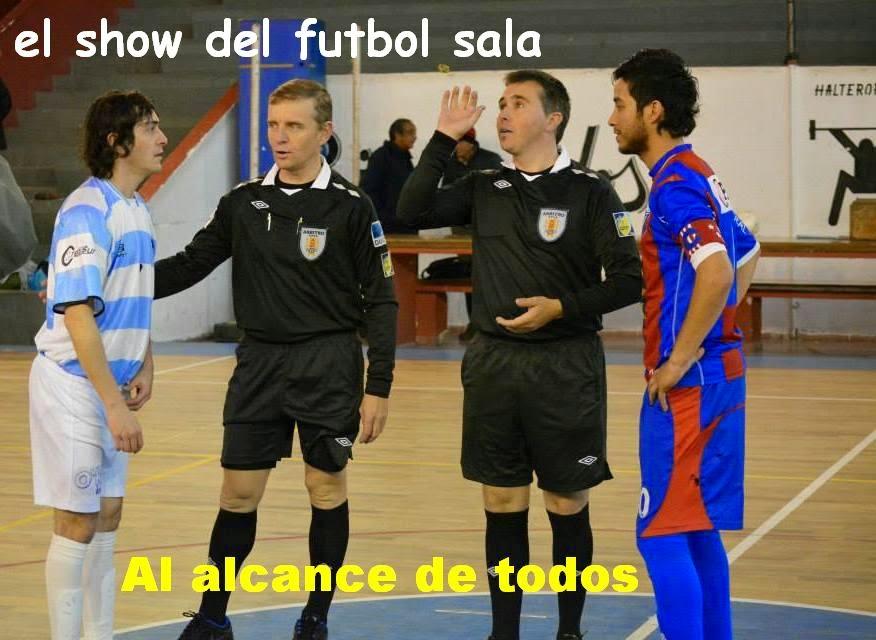 EL SHOW DEL FUTBOL SALA