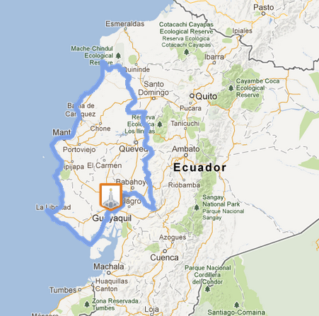 The Ecuador Guayaquil North Mission
