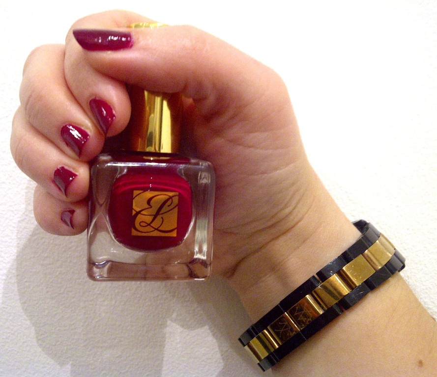 BeautySwot: Nails Of The Day - Estee Lauder Pure Color Nail Lacquer ...