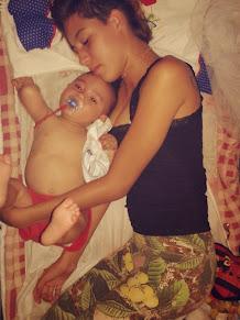 A mamãe ♥