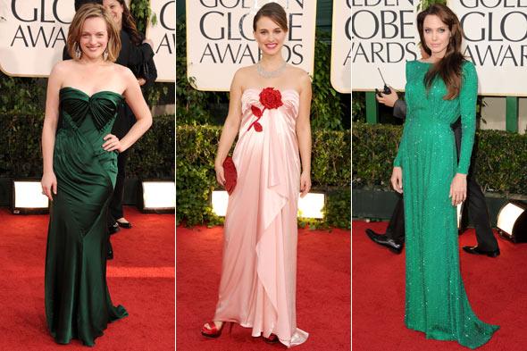 Natalie Portman Laugh Golden Globes. golden globes 2011 angelina