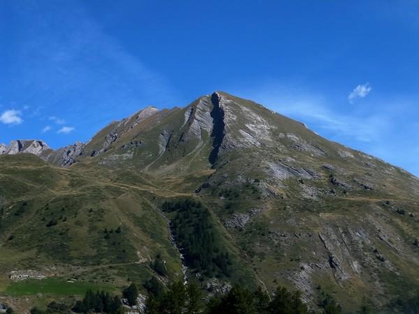 Italie Val Aoste Aosta alpes col petit saint-bernard
