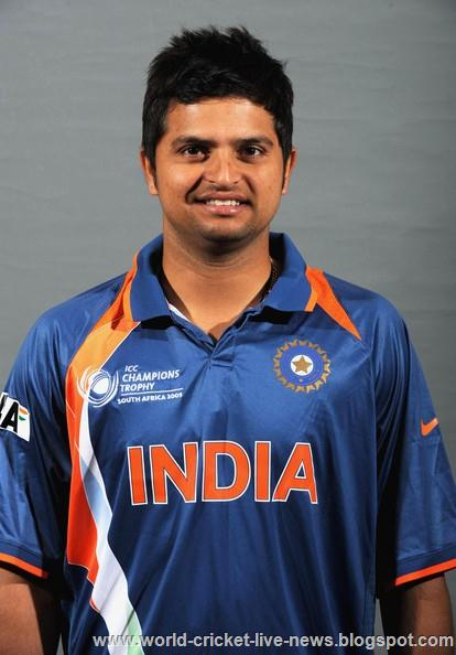 suresh raina Making his comeback into the indian side, suresh raina has managed to surpass his chennai super kings captain, ms dhoni raina (1,445) during his knock of 20, managed.