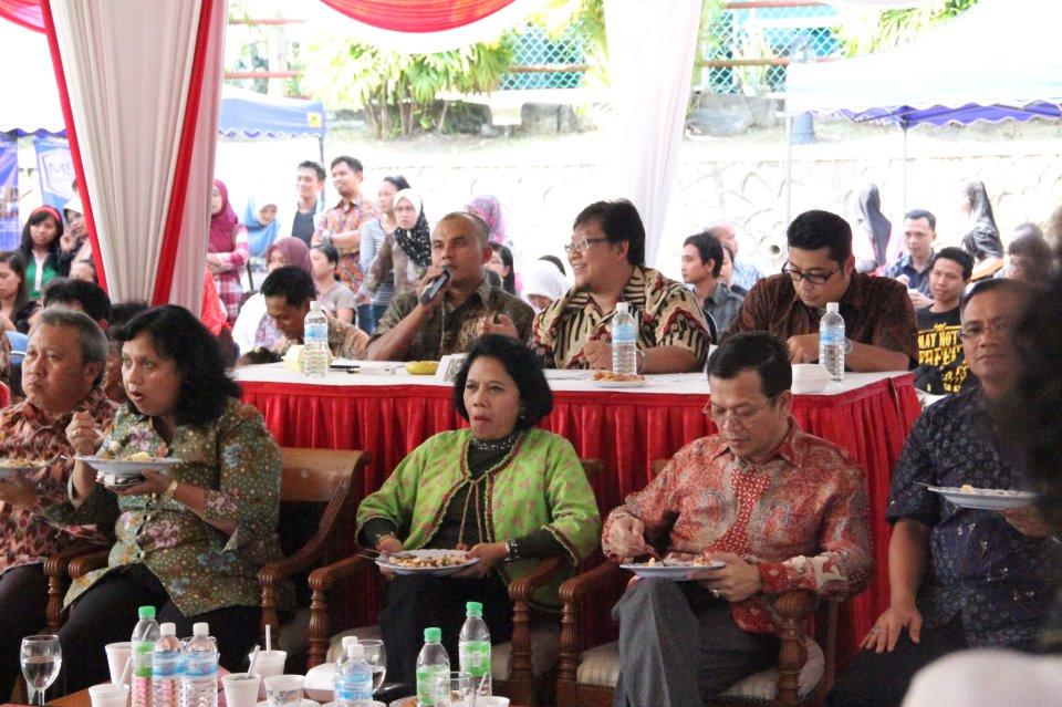 Gambar : Konsulat Jenderal & Pejabat Fungsi Pensosbud