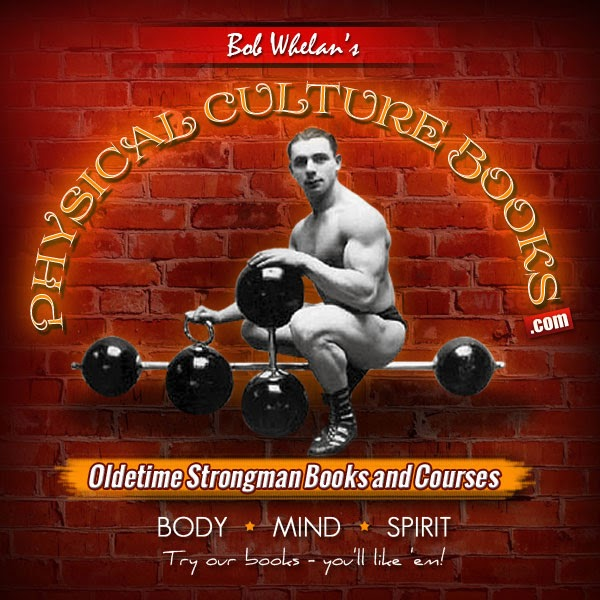 Oldtime Strongman Books and Courses