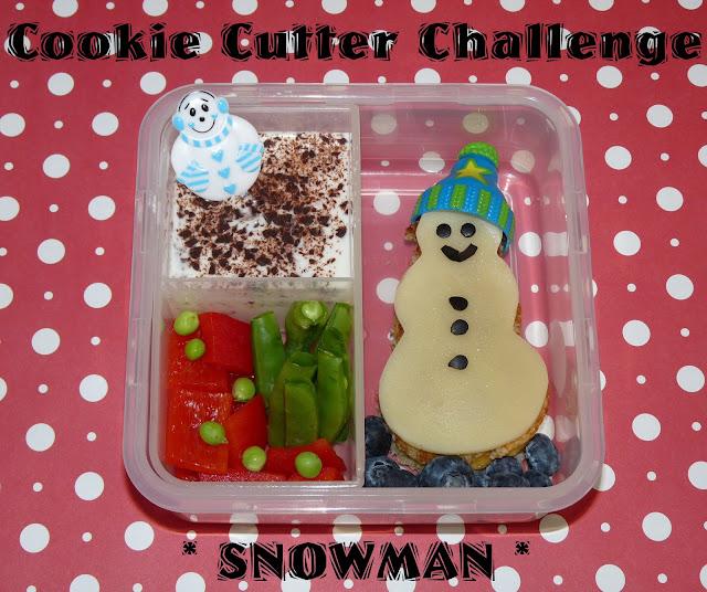 snowman easylunchboxes