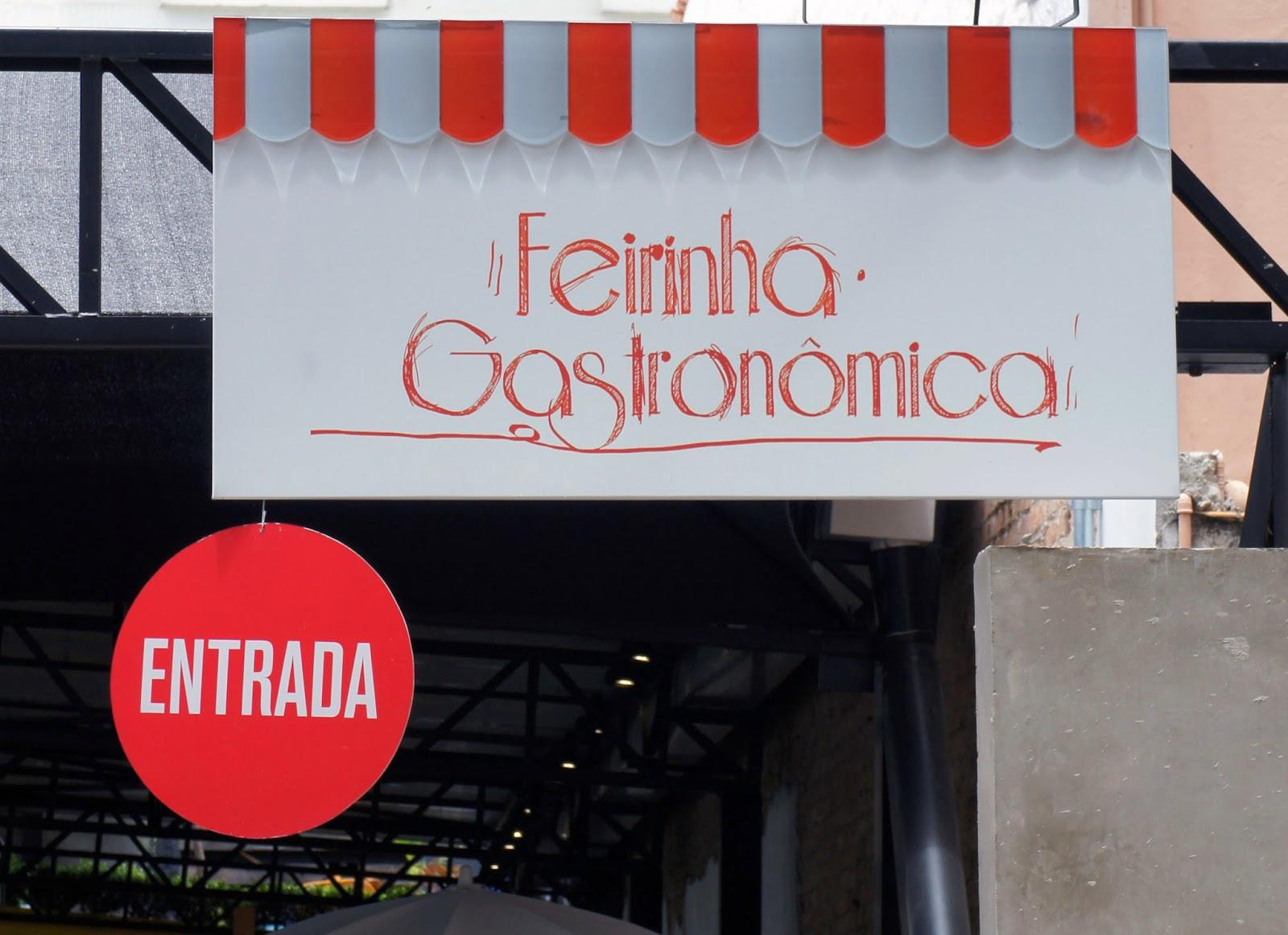 Feirinha Gastronômica da Praça Benedito Calixto