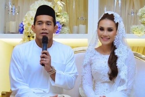 Isteri Sanggup Tinggal Kerjaya Demi Fahrin Ahmad