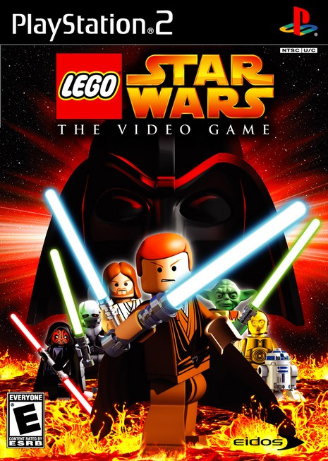 Lego Star Wars -The video Game