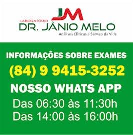 LAB. DR. JÂNIO MELO