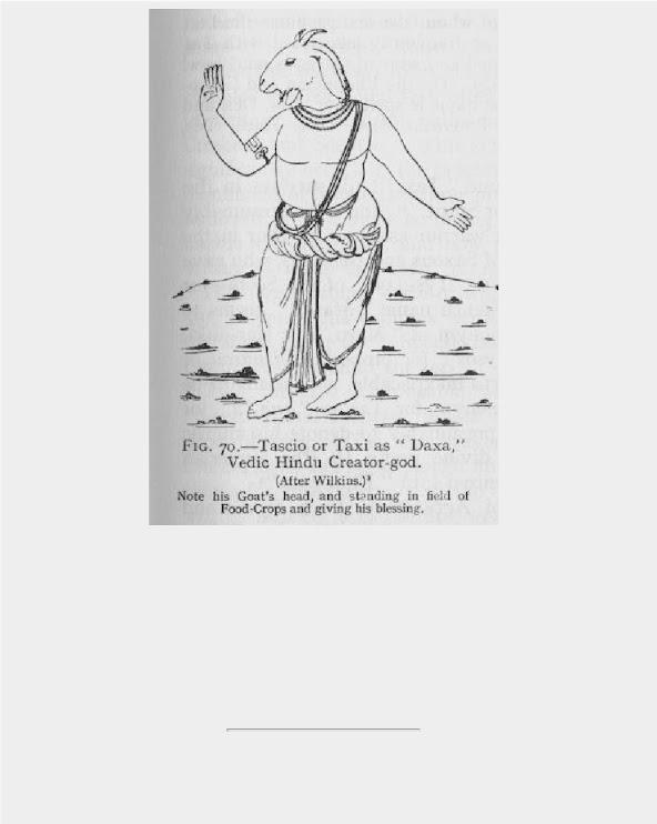 Tascio Vedic Hindu Creator god